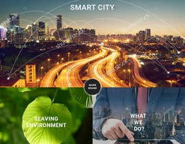 #51 for Start page for web page - find pictures for Smart City by prosantabd