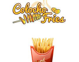 #23 for Logo For Potato Curl Fries Small Shop by genonalkat