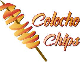 #31 for Logo For Potato Curl Fries Small Shop by mikelpro