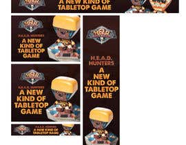 #11 for Web Banner for Tabletop Game by madartboard