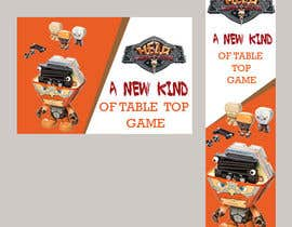 #15 for Web Banner for Tabletop Game by maidang34