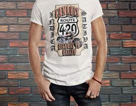 #7 untuk T-shirt design oleh AndrewG81
