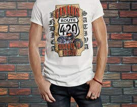 #10 untuk T-shirt design oleh AndrewG81