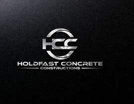 #172 for Design a Logo for Concrete construction company by primarycare