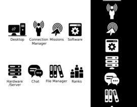 #40 for Design some Icons by azirani77