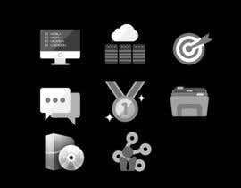 #41 for Design some Icons by codeunderground