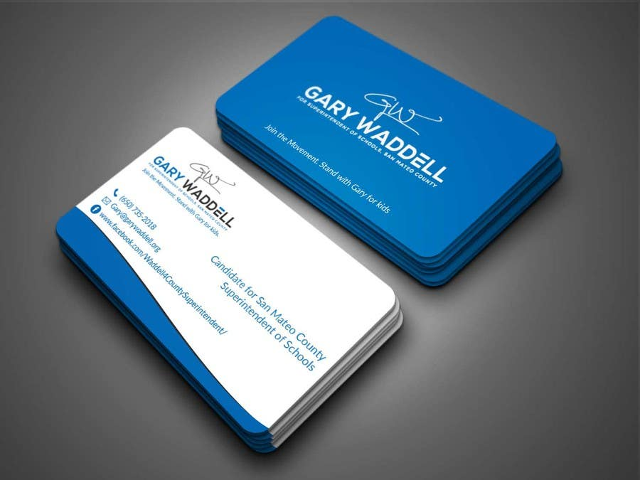 Entry #6 by sanjoypl15 for Contemporary Business Card Design for ...
