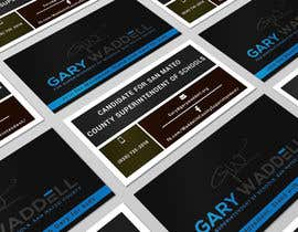 #50 for Contemporary Business Card Design for Local Campaign by Rabbani509