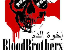 nº 15 pour Horror Logo in Englis/ Arabic par reddmac