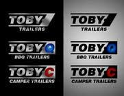 Graphic Design Конкурсная работа №216 для Logo Design for Toby Trailers