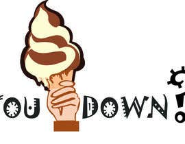 #5 for Ice cream Swirl Logo Design by DreamzArt