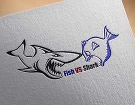 #17 for Fish vs Shark Icon/Logo by shaymaa2014