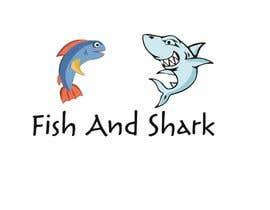 #21 for Fish vs Shark Icon/Logo by kasun21709