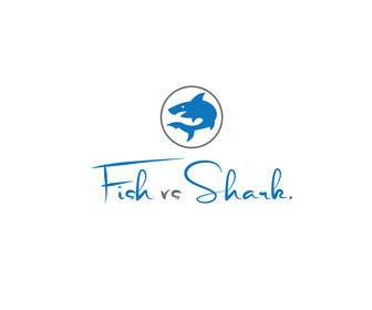 #8 for Fish vs Shark Icon/Logo by immuradahmed