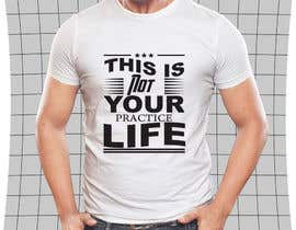 #70 for T-Shirt Design (easy) by sajidbd006