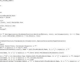 #29 for Easy Excel Task by akasja71717