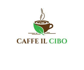 #30 for Caffe Il Cibo -  logo design by imdipuomar