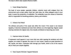 #23 for 11 Ways Clean Carpets Make You Healthier by hearmeroar9