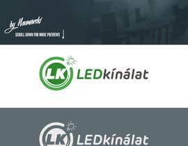 "#48 for Create vector logo for ""ledkinalat"" by Naumovski"