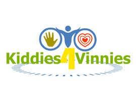 IAN255 tarafından Design a Logo for Kiddies 4 Vinnies için no 4