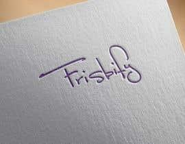 """#23 untuk """"Frisbify"""" Logo Design oleh ugraphix"""