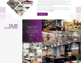 #36 for Design a Website Mockup for Kitchen Business by ByteZappers