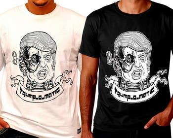 #23 for Design a T-Shirt by ozafebri