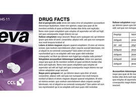 #20 for Label and Carton Design for Over the Counter Drug by agency408
