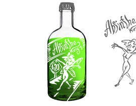 #12 for Absinthe Label Design for a new Craft Distillery by MrOleg