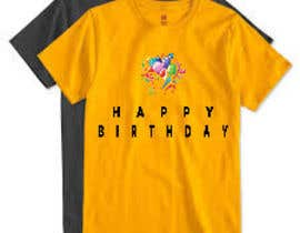 #19 for Design a T-Shirt by chonchol91bd