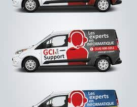 #6 for I need some Graphic Design to be displayed on my commercial van by rozq