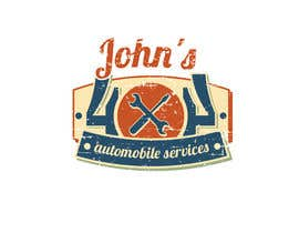 #53 for Logo Design for John's 4x4 Auto Center by Seo07man