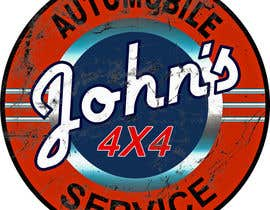 #55 для Logo Design for John's 4x4 Auto Center от PCRepairamedics