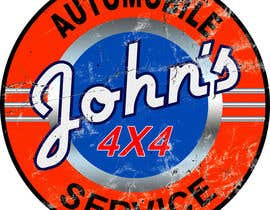 #50 for Logo Design for John's 4x4 Auto Center by PCRepairamedics