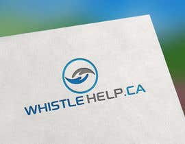#72 for WHISTLEHELP.CA Logo Competition by Maynkhan