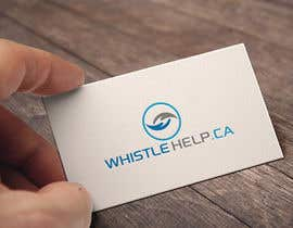 #75 for WHISTLEHELP.CA Logo Competition by Maynkhan