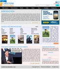 Graphic Design Contest Entry #69 for Christian Reading Website Home Page Design