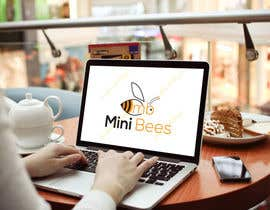 #21 for Design a Logo - The Hardworking Bee by SukhenduBappi