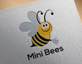 #44 for Design a Logo - The Hardworking Bee by highlogo