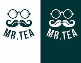 "#54 for ""Mr. Tea"" tea shop logo design by isyaansyari"