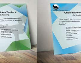 #21 for Orioncertificate by dhanvarshini