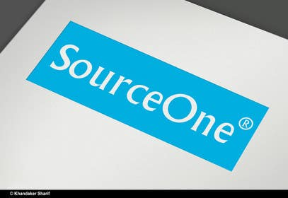 #7 for Design a Logo for SourceOne by Masudrana659691