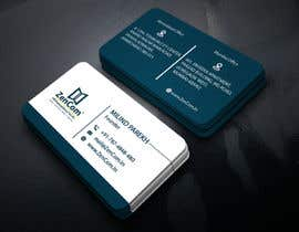 #2 for Design visiting card by engtahmina