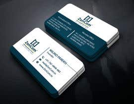 #12 for Design visiting card by engtahmina