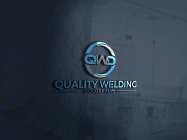 #61 for Make a logo for QWD by NishantaMondal