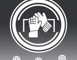 #33 for Design Goalkeeper Homepage Logo by shubhamramola