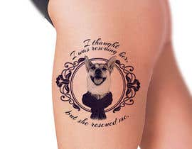 #9 for Design a Tattoo Using Pictures of My Dog by Cheda