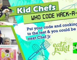 #16 for Design a Banner: Kid Chefs Who Code Hack-a-Thon by wpurple