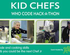 #38 for Design a Banner: Kid Chefs Who Code Hack-a-Thon by hamidbd2310