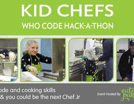 #41 for Design a Banner: Kid Chefs Who Code Hack-a-Thon by hamidbd2310